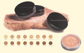 Youngblood mineral foundation for natural, healthy coverage