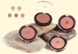 Youngblood pressed mineral blushes in compacts